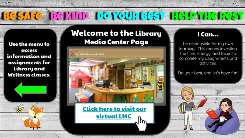 Click here to go to Virtual LMC