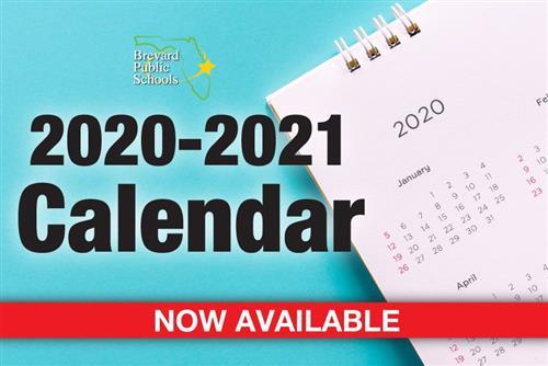 2020 2021 School District Calendar / 2020 2021 School Calendar