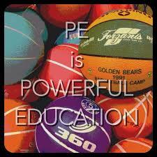 PE is powerful education