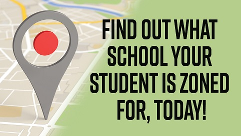 Find my Zoned School