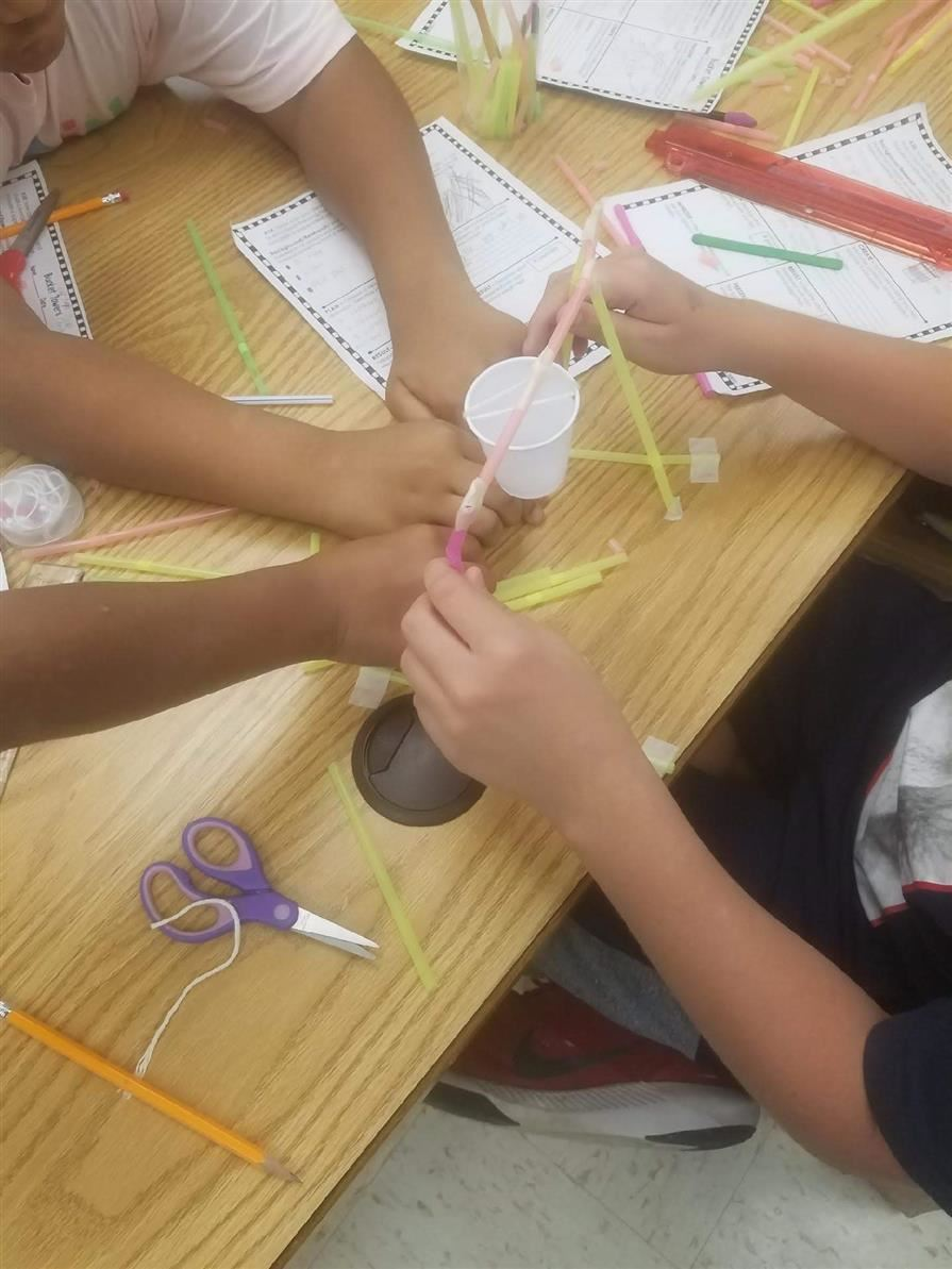 5th Grade Engineering Challenge
