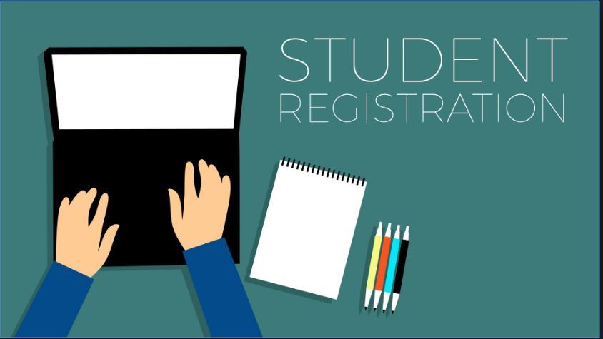 Student Registration August 2