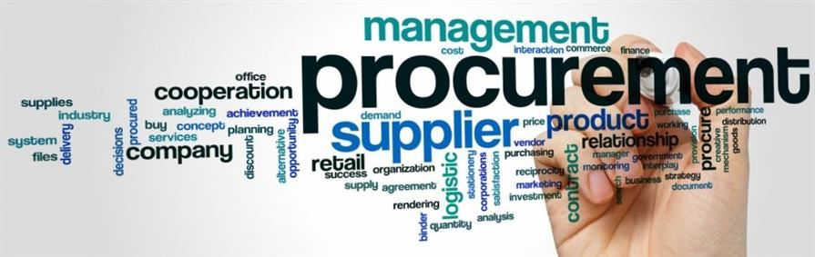 Procurement word art