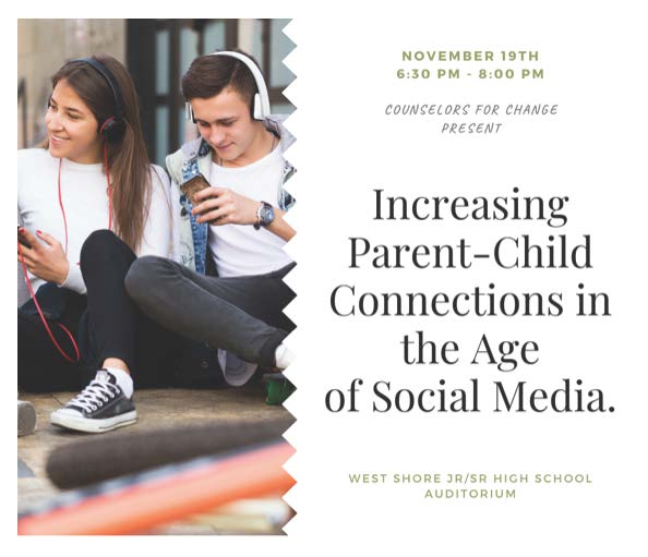 Increasing Parent-Child Connections in the Age of Social Media