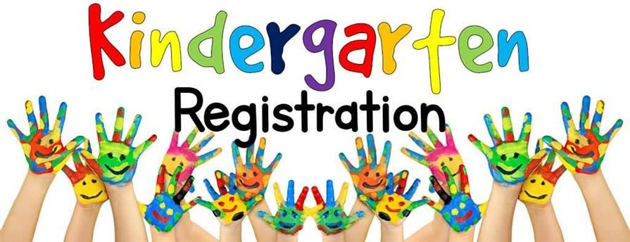 Kindergarten Pre-Registration will be March 25-29th.