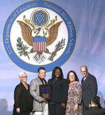 Congratulations 2018 National Blue Ribbon School