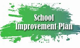 School Improvement Plan 2019-2020