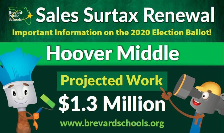 Sales Surtax for Schools on November Ballot