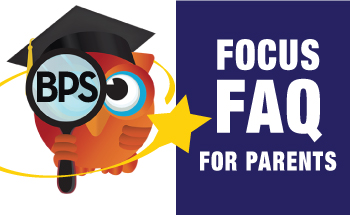 FOCUS FAQ for Parents