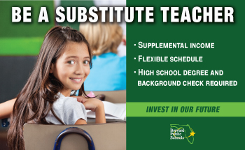 Be a Substitute Teacher, supplemental income, flexible schedule