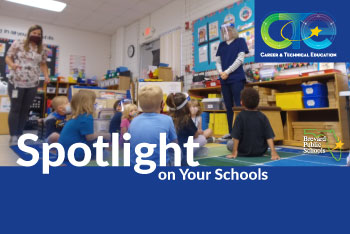 CTE Spotlight on Your Schools