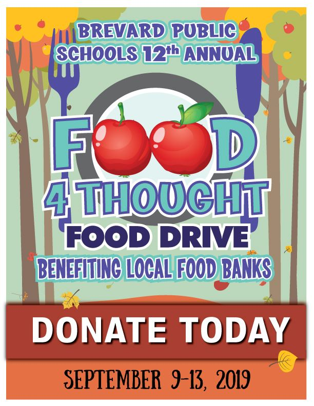 Food 4 Thought Food Drive