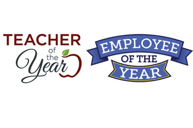 2020-2021 Teacher & Employee of the Year