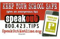 Keep your school safe image