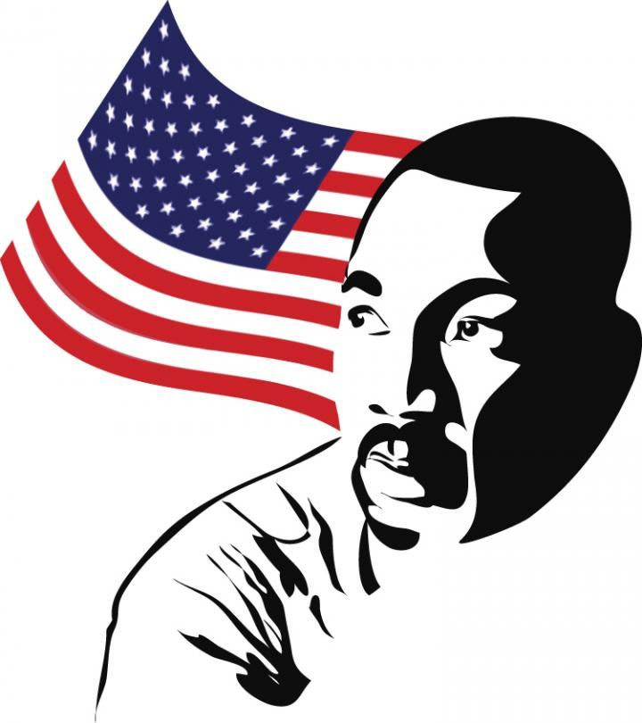 Monday, Jan. 21st Dr. Martin Luther King Jr. Day - Holiday for All