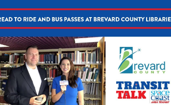 Read to Ride (free bus with library card)