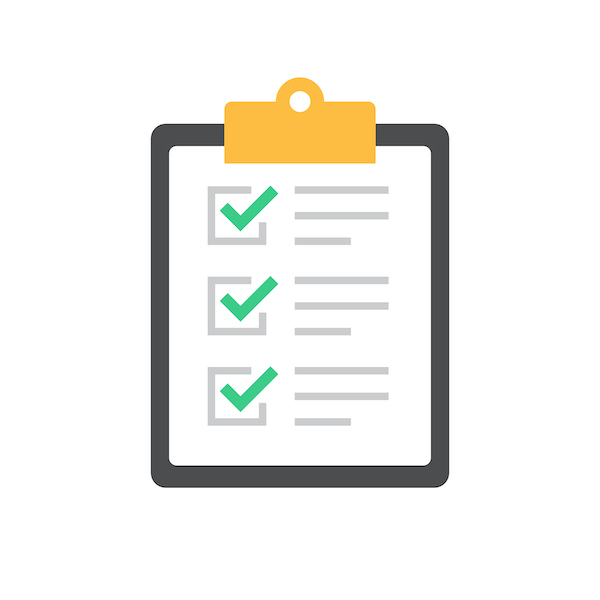 CDC Parent Checklist