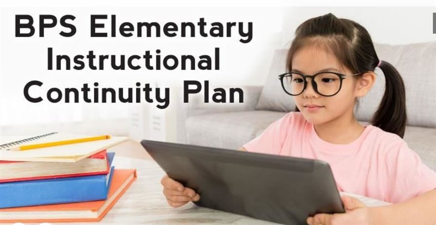 BPS Instructional Continuity Plan