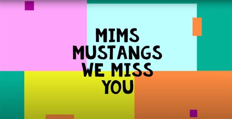 Mims Mustangs We Miss You