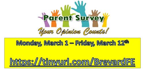 2021 BPS Parent Survey 3/1 -3/12