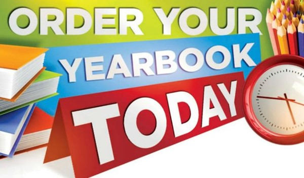 Yearbook Preorder Form