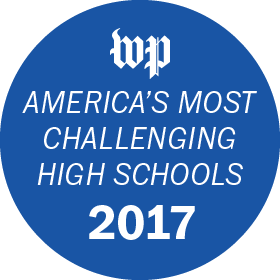 Edgewood Named in the Top 100 of America's Most Challenging High Schools: Washington Post
