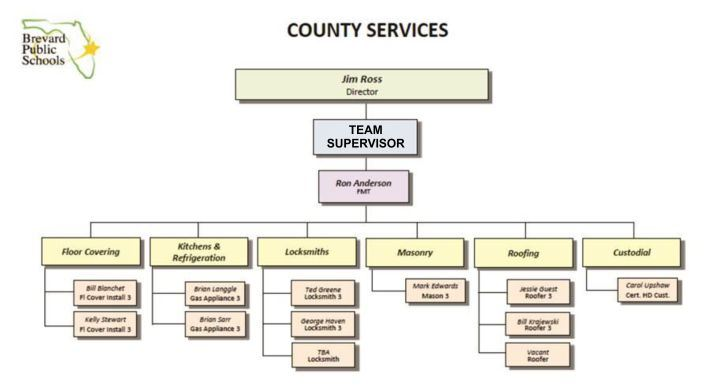 County Services Team