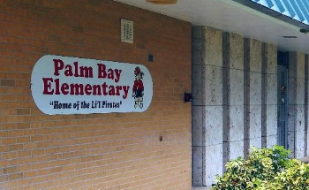 Palm Bay Elementary School Front Office