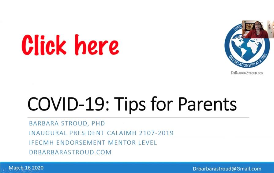 Covid-19 Tips for Parents