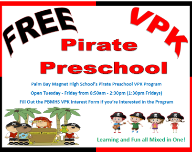 Pirate Preschool