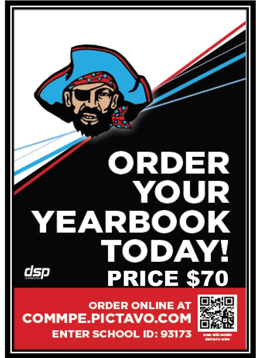 Order Your 2021 Yearbook Now!