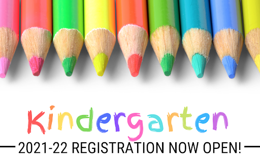 Kindergarten 2021-2022 Registration