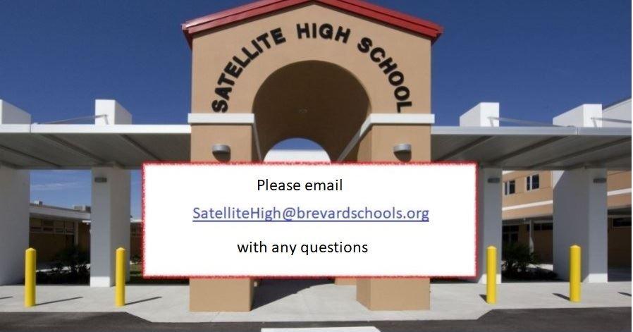 Satellite High Homepage