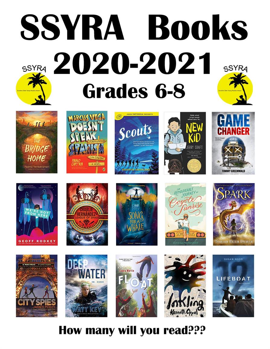 Sunshine State Young Reader Award list_2020_2021