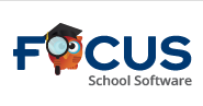 focus logo with owl