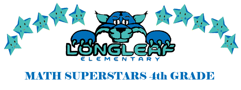 Math Super Stars 4th Grade