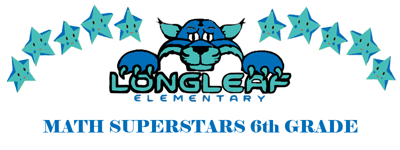 Math Super Stars 6th Grade