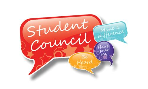 Student Council - Make a difference, Be Heard, have your say
