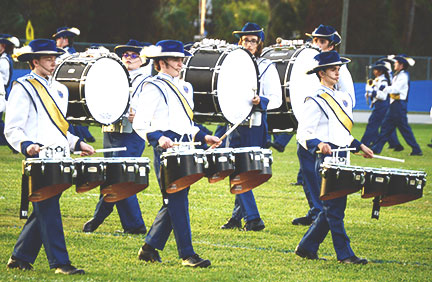 marching band pic
