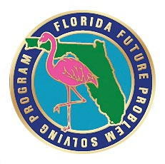 Future Problem Solvers Flamingo Logo