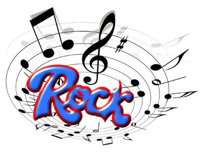rock musical notes image
