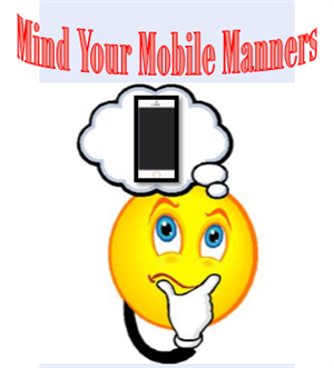 Mobile Manners