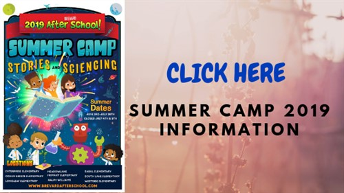 Brevard After School Summer Camp