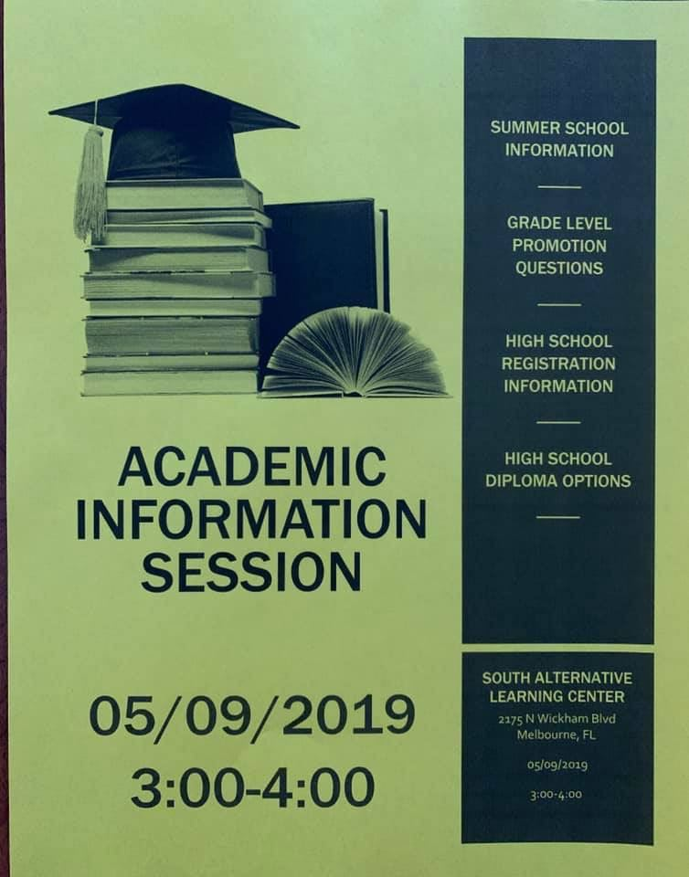 Academic Information Session-Title 1