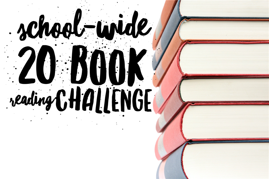 SWMS 20 Book Challenge
